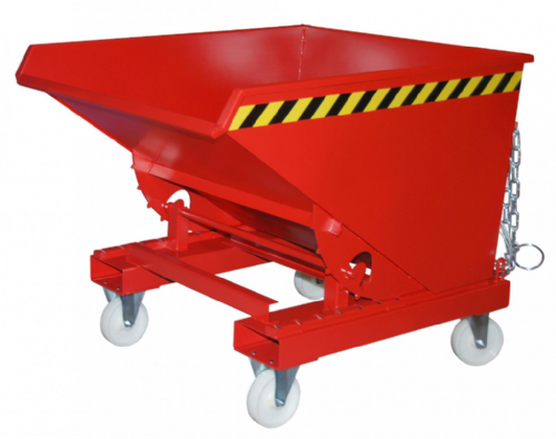EXPO Roll Forward Tipping Skip